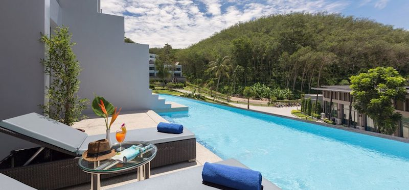 1 BEDROOM SEA VIEW POOL ACCESS APARTMENT FOR SALE PATONG