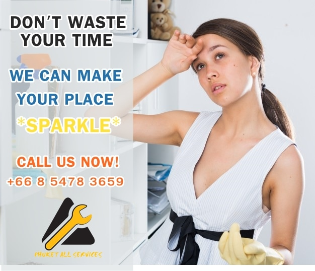 House Cleaning Service starting at just 450 THB