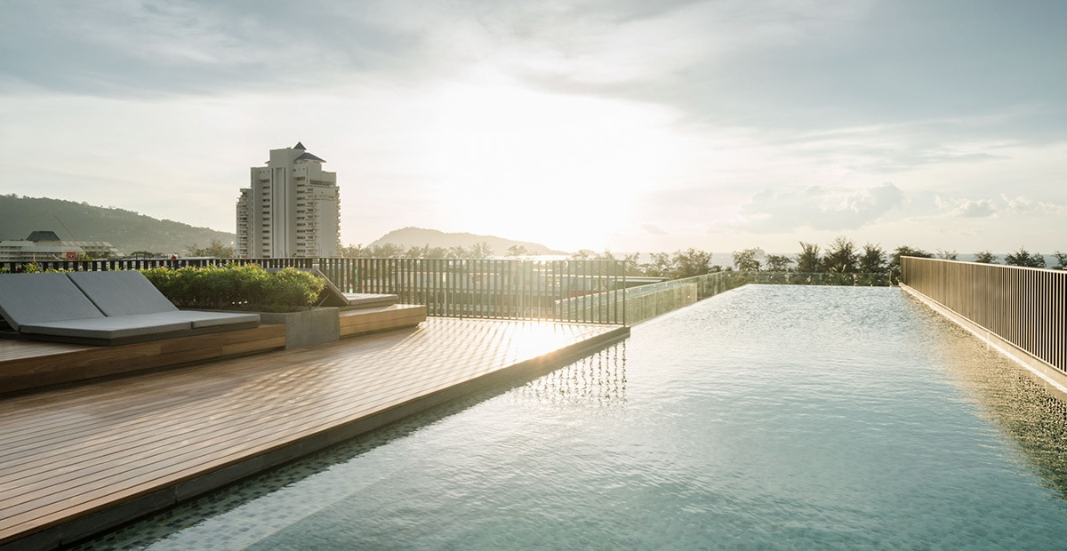 LUXURY MODERN 2 BEDROOMS APARTMENT FOR RENT PATONG