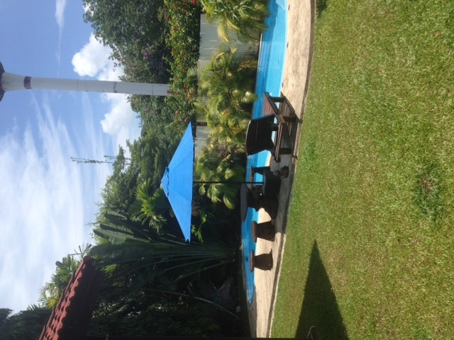 3 BRM HOUSE WITH POOL FOR RENT – VERY PRIVATE