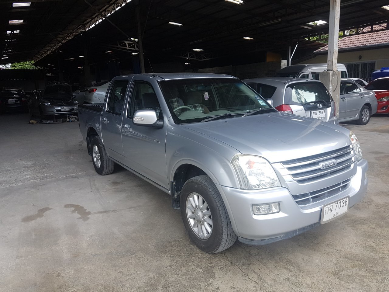 2006 Isuzu D-Max 3.0 exellent conditions with 94000 Kilometers