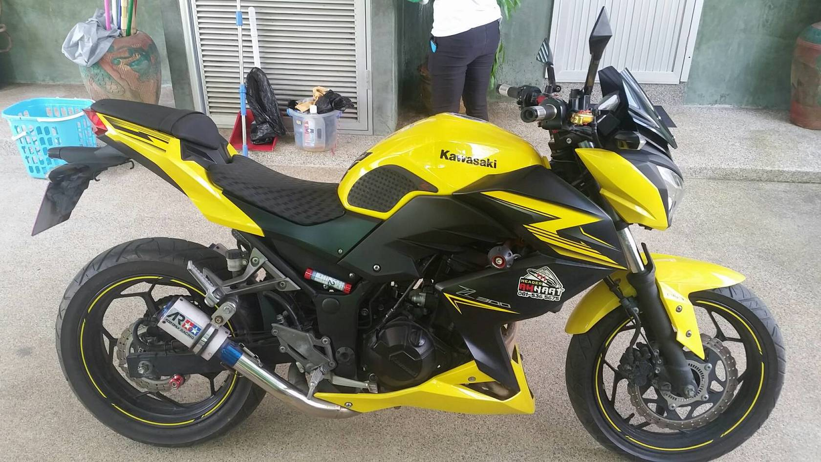 Kawasaki Z300 ABS for Sell by Owner