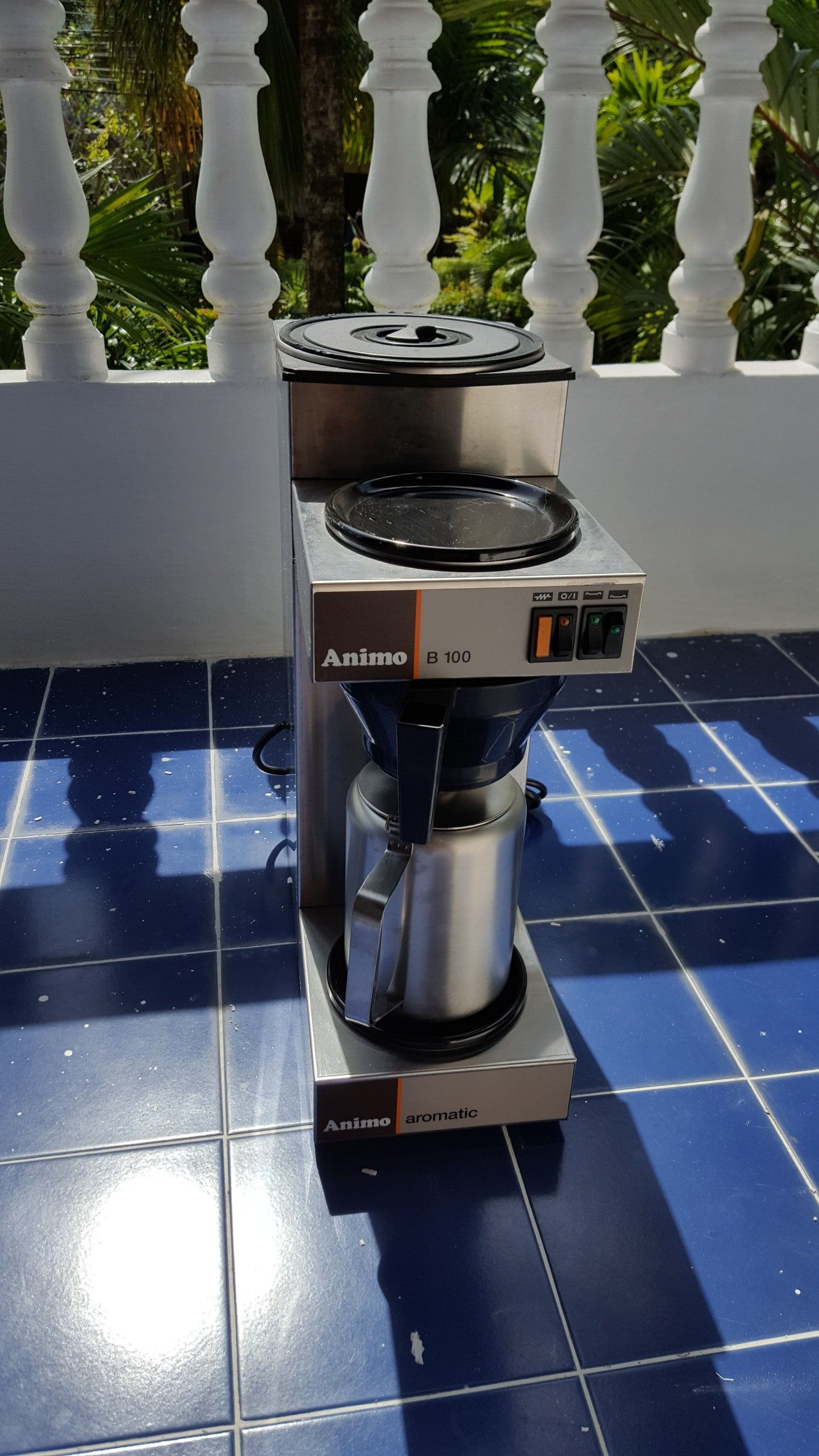 Animo B100 aromatic coffee maker