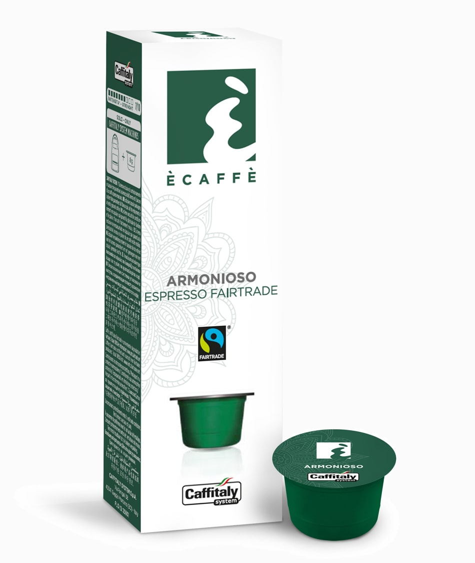 Caffitaly Capsules in Thailand