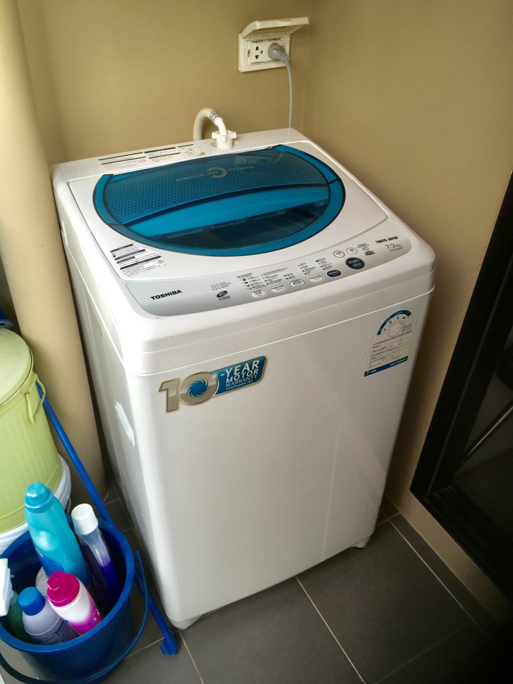 Toshiba Washing Machine