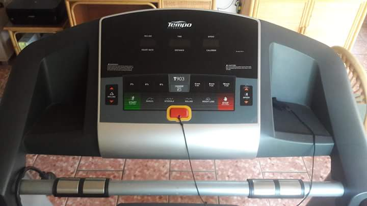 Treadmill Johnson Tempo T903