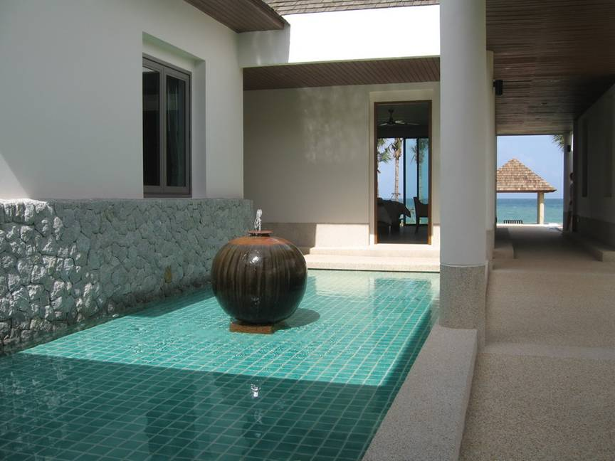 5 BEDROOM, 5 BATHROOM LUXURY VILLA WITH 35 METERS FRONTAGE ON NATAI BEACH