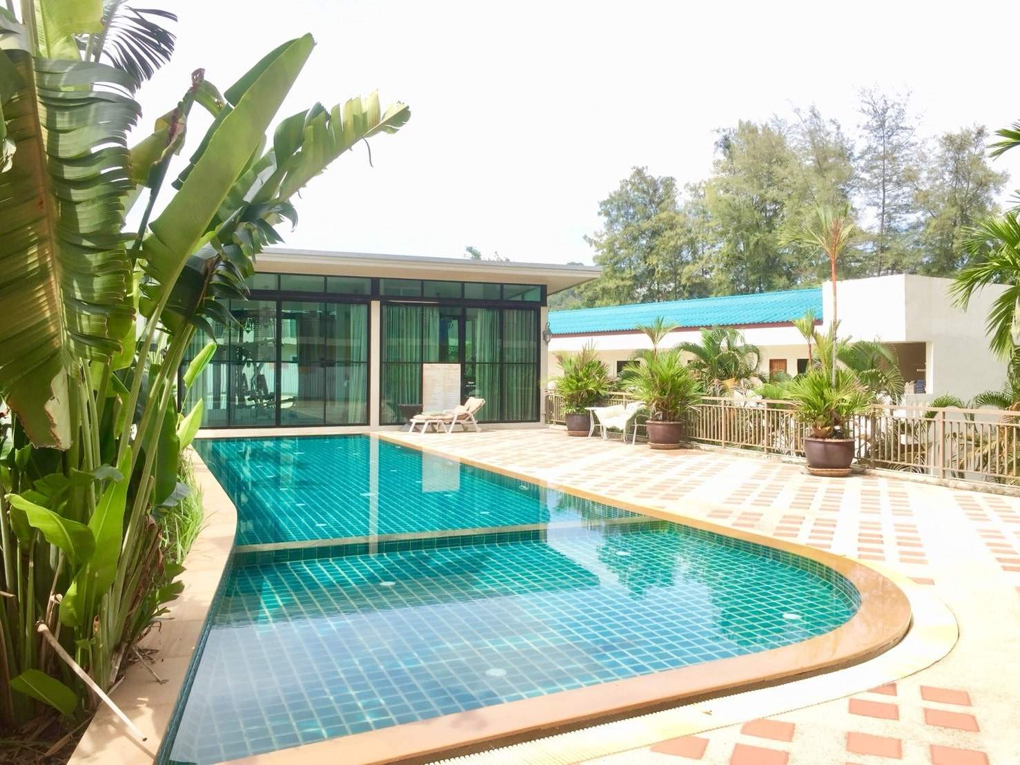 Apartment for rent in Phuket town center
