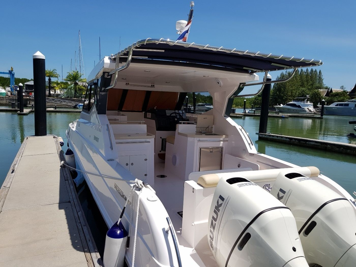 FOR SALE SILVERCRAFT 31