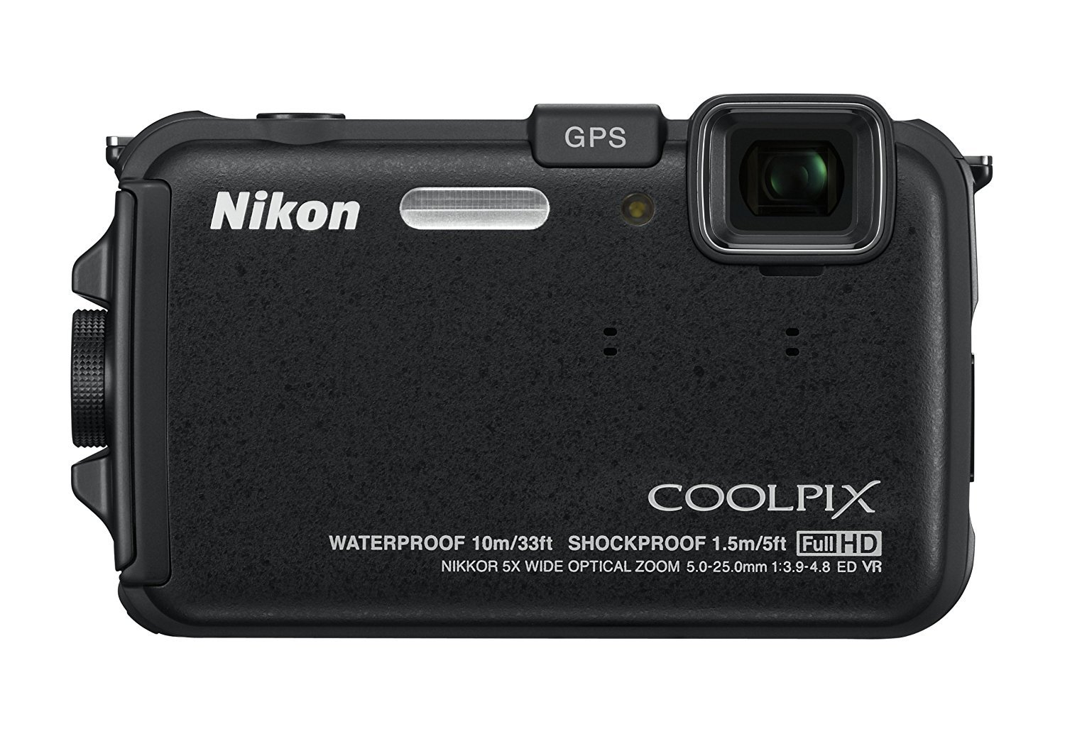 Nikon Coolpix SW100 (GPS water proof 10m)