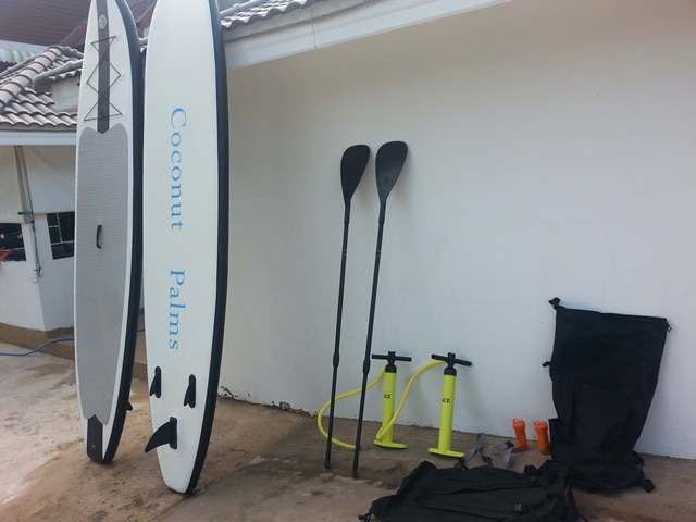 SUP Paddle Board – As new and half the new price