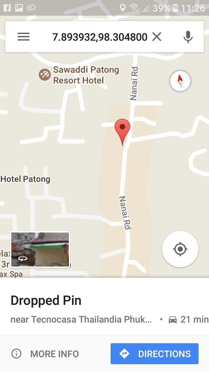 PATONG NA NAI RD BUILDING AND LAND FOR SALE
