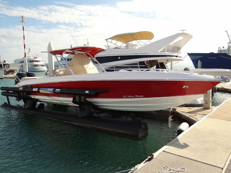 Al Dhaen 380 Wave Breaker Center Console