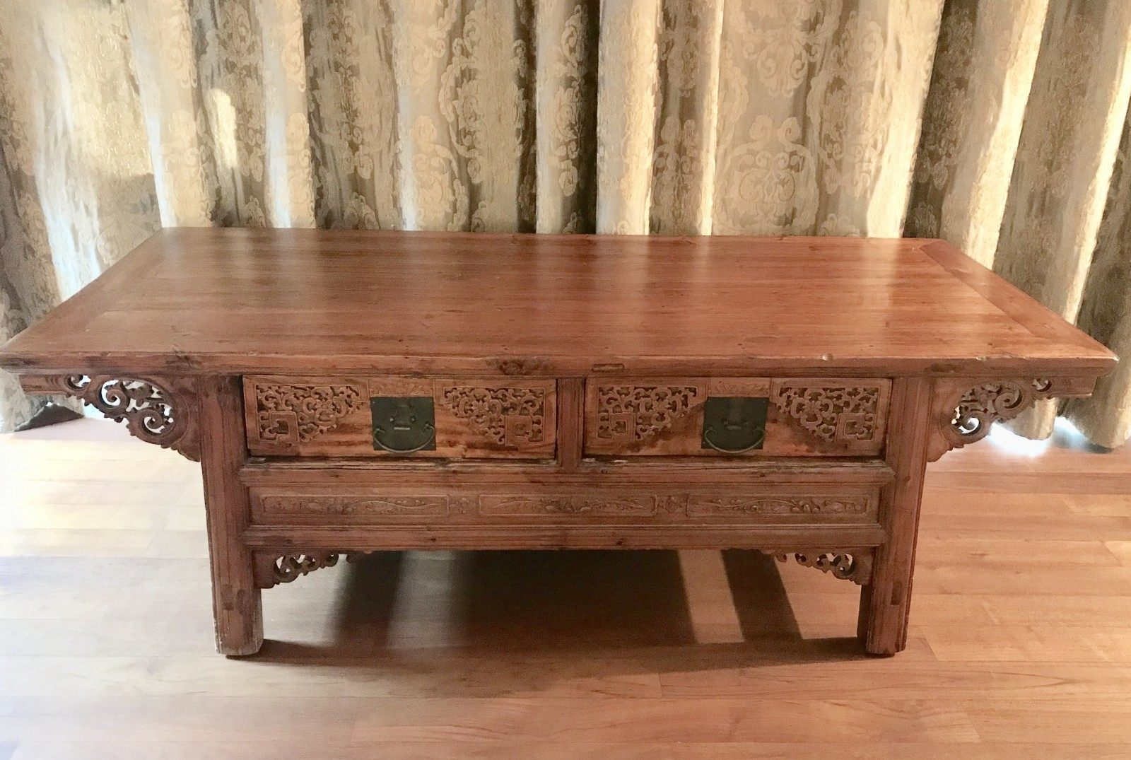Wood furniture 150*50*55 huge discount