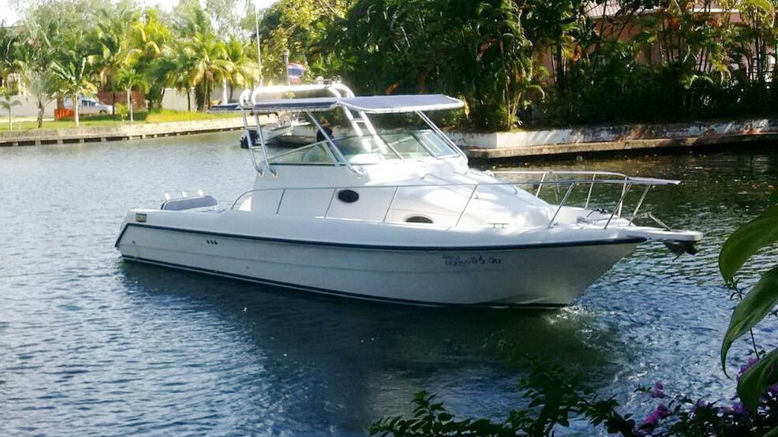 Gulf Craft 31 Walkaround 2004