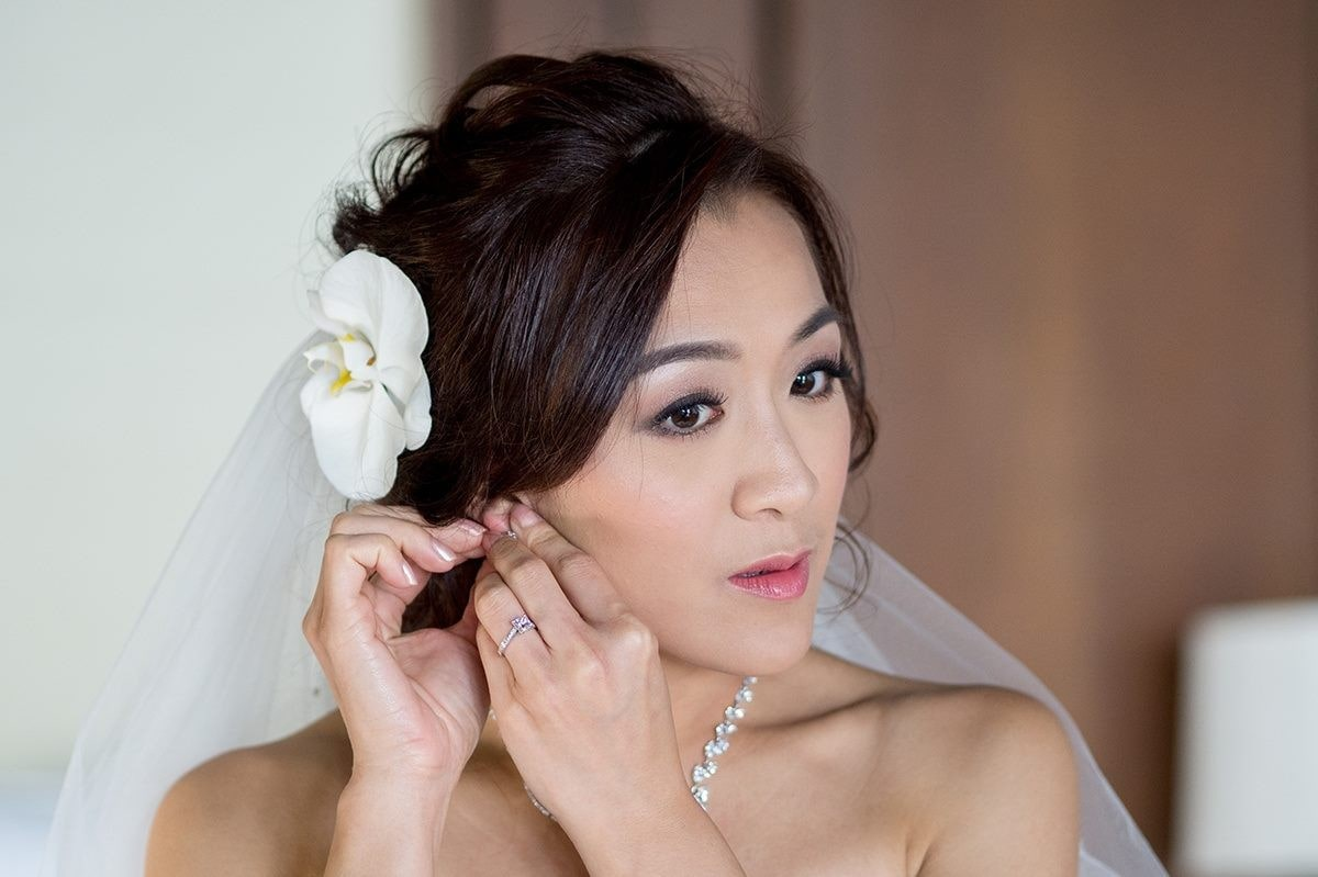 Makeup Artist and Hair Stylist for Weddings in Phuket Thailand