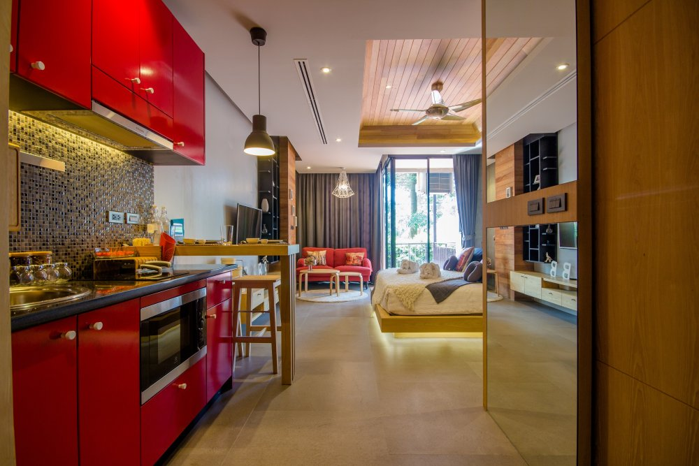STUNNING SEA VIEW CONDOS FOR SALE IN NAI HARN