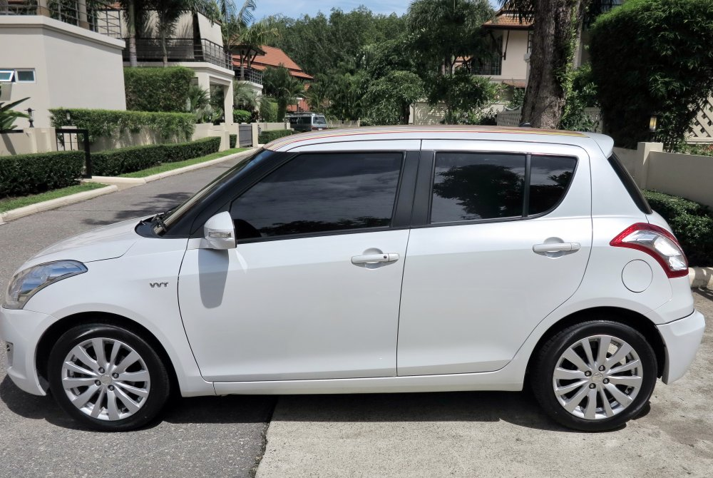 SUZUKI SWIFT GLX – ฿375000