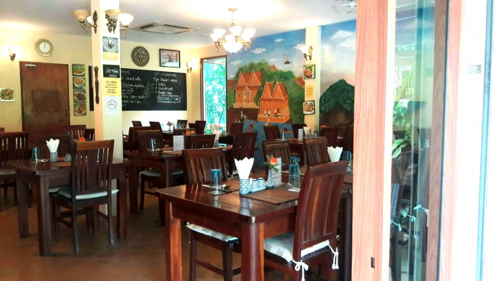 Thai Restaurant for Rent (Khao Lak)
