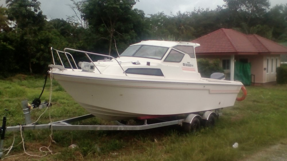 Small fishingboat for sale