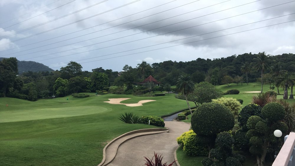 Life time family Golf Membership, Phuket Country Club