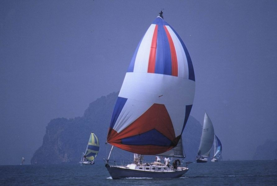 Price reduced! Priced to sell! Truly unique classic 1971 S&S 42' Italian built 'Ferrari' of sailboats!