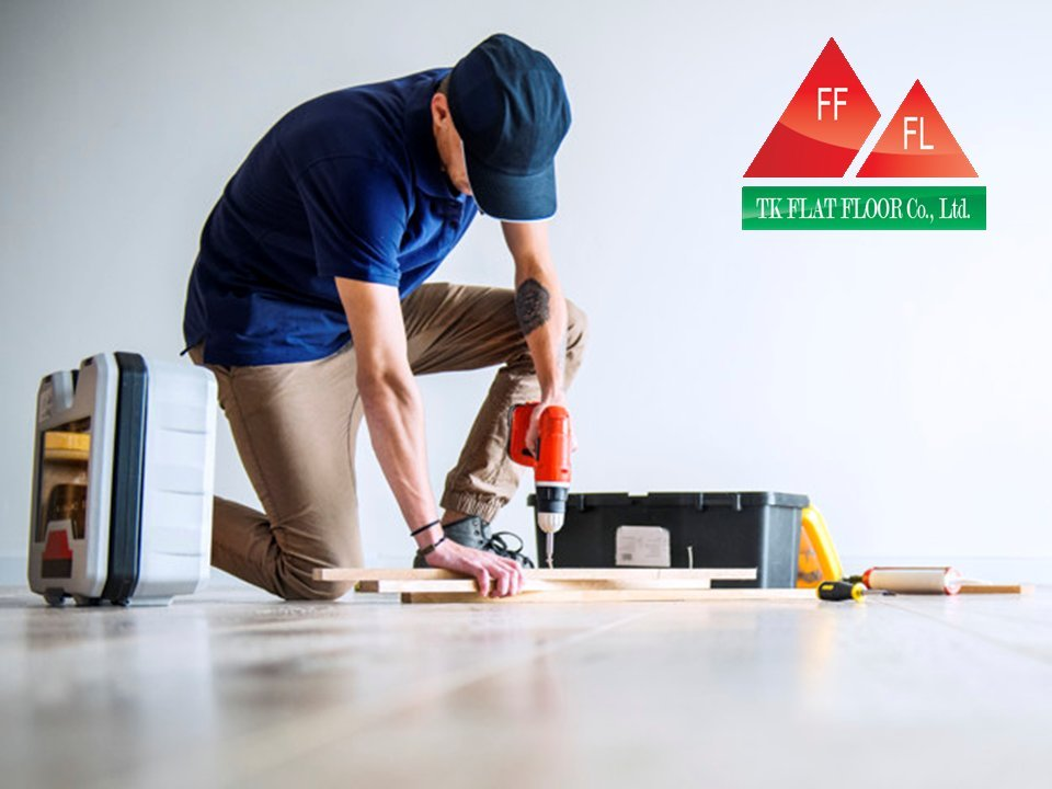 Floor Design & Construction Company | Tkflatfloor | Thailand