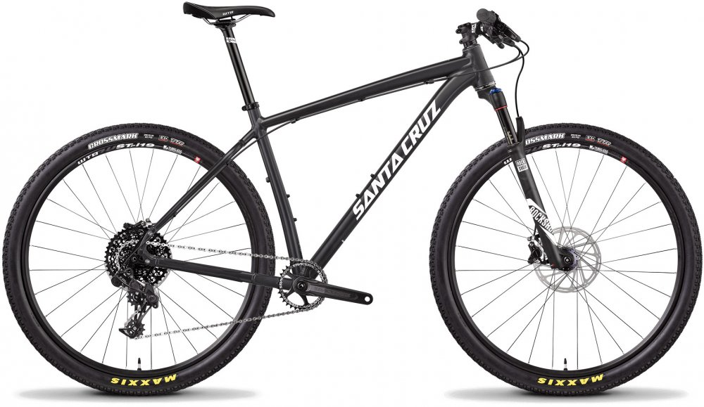 Santa Cruz Highball carbon mountian bike
