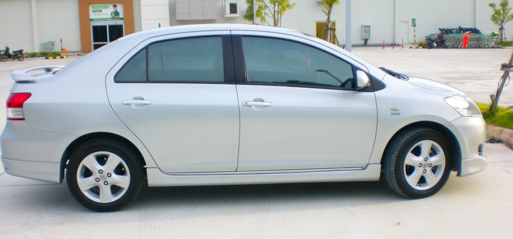 2007 Toyota Vios for sale by owner