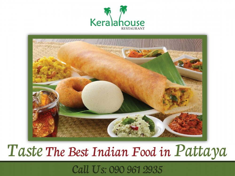 Kerala House Restaurant – Indian Restaurant in Pattaya
