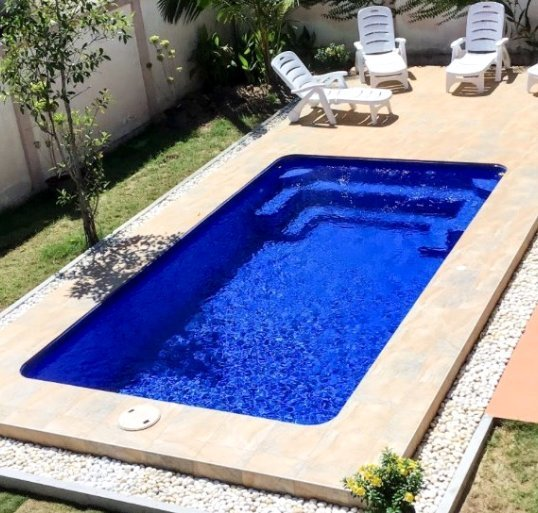 QUALITY & QUICK INSTALL FIBERGLASS SWIMMING POOLS