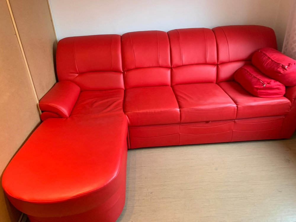 Need all, as new Sofa, as new Kitchen items,  as new bed, as new scooter