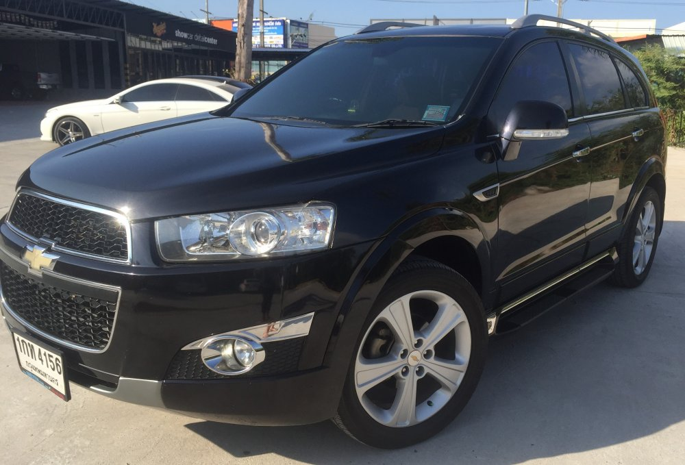 CHEVROLET CAPTIVA 2.4L LTZ 4WD (7-Seater) Luxury Car