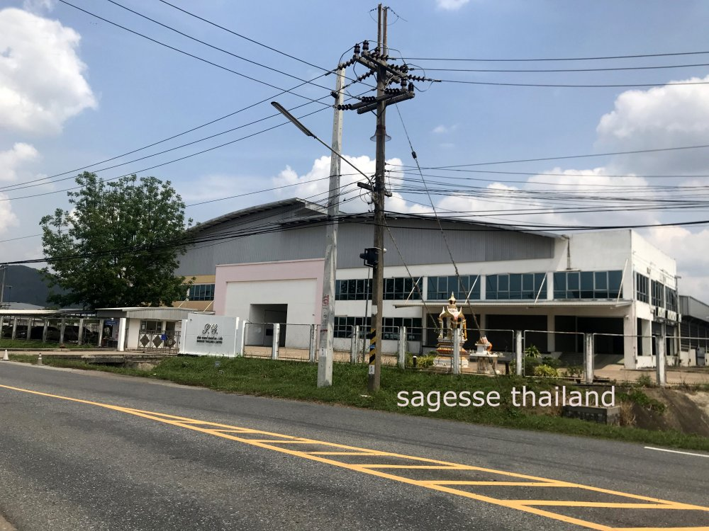 Factory land Warehouse FOR SALE Gateway city Thailand Chachoengsao
