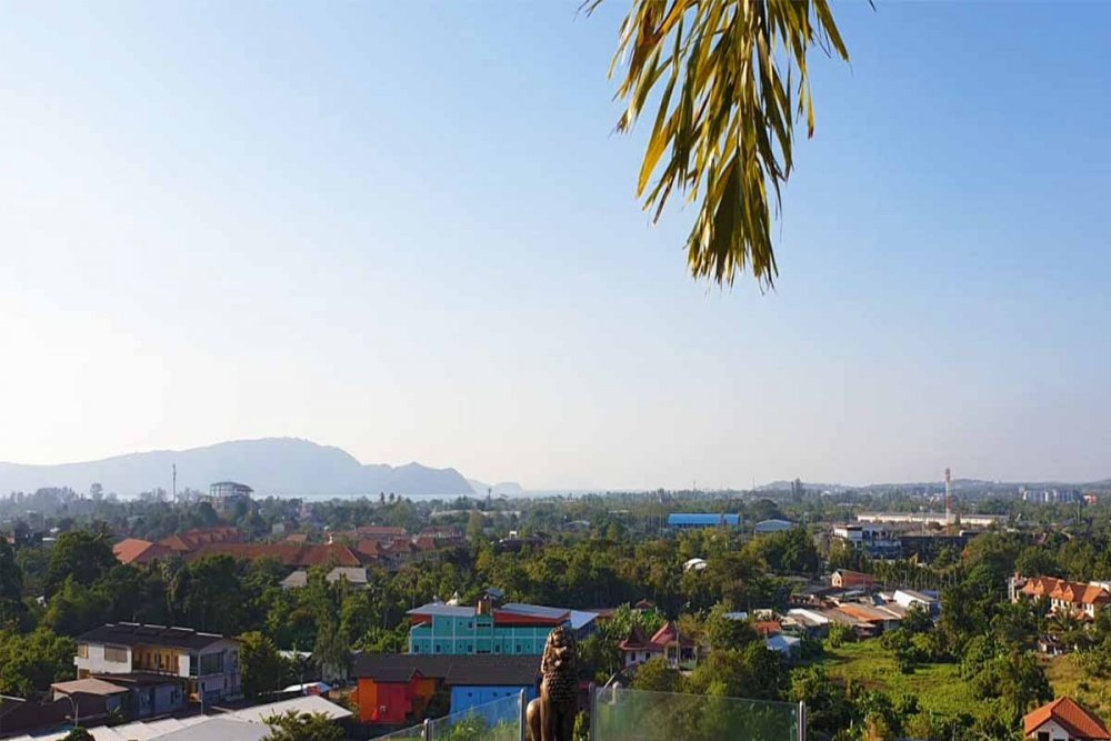 7 Storey, 5 Unit Apartment Block for Sale – Chalong, Phuket