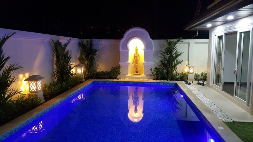 Exclusive View Talay Villa in Jomtien FOR SALE