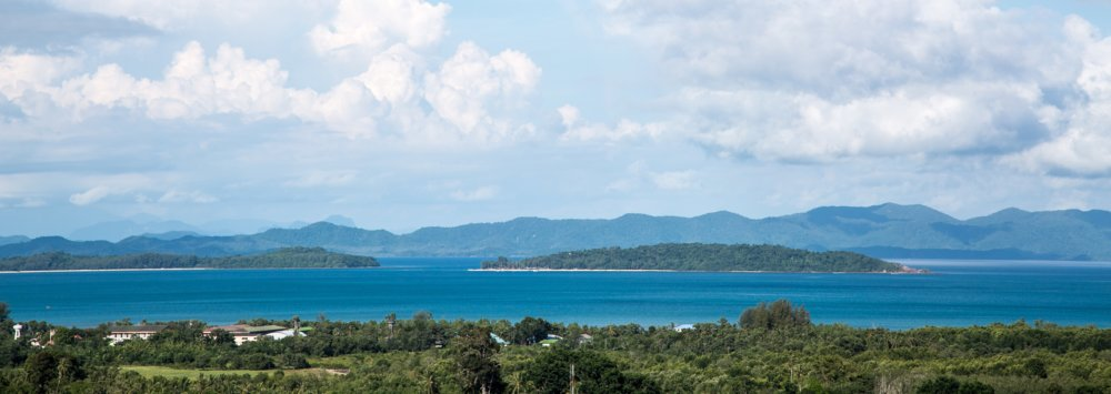 180º UNOBSTRUCTED SEA VIEW LAND 1 or 2 Rai (3200sqm) REduced