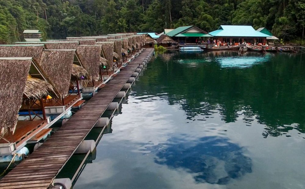 Khao Sok Lake Superior Tour – Visiting Prai Wan
