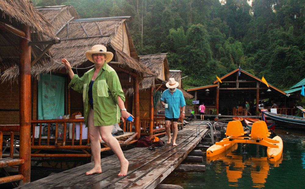 KHAO SOK LAKE BAMBOO BUNGALOW BLISS : 2 DAY OR 3 DAY TOURS
