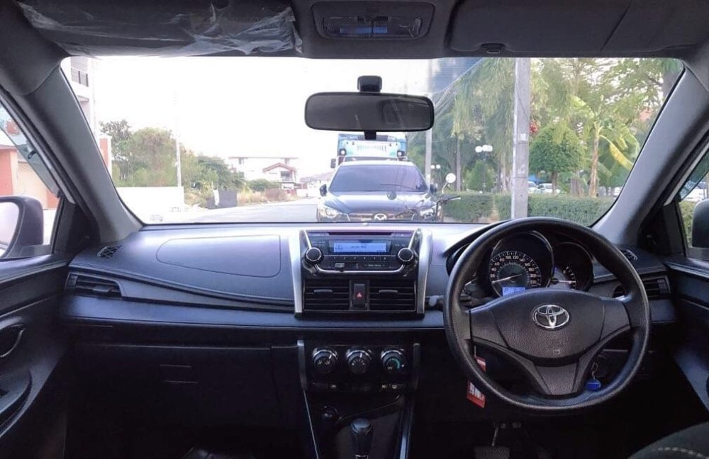Hot sale VIOS 2014 white – j – Phuket