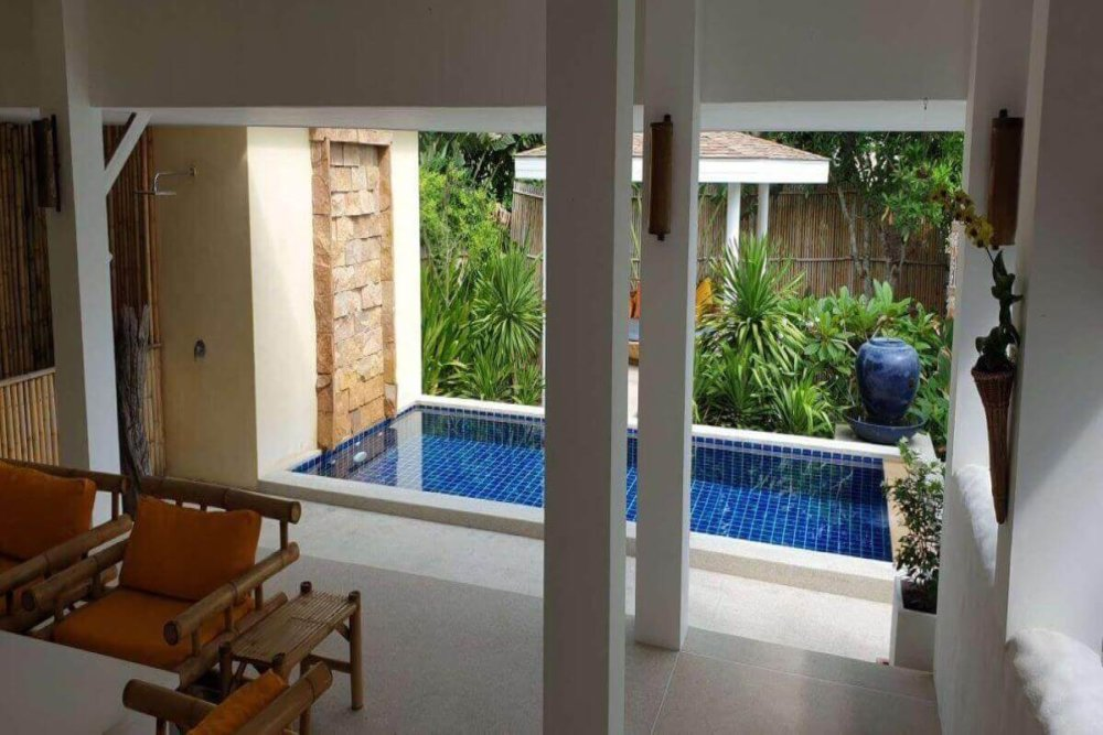 3 Bedroom Golf Course View Pool Villa for Sale – Kathu, Phuket