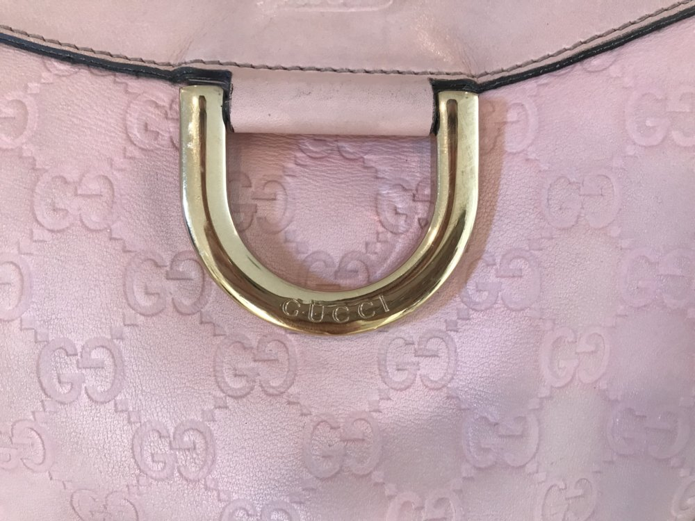 GG Gucci Bag monogram large all leather