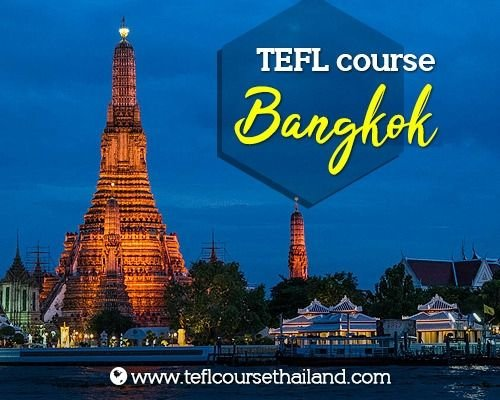 TEFL course Bangkok