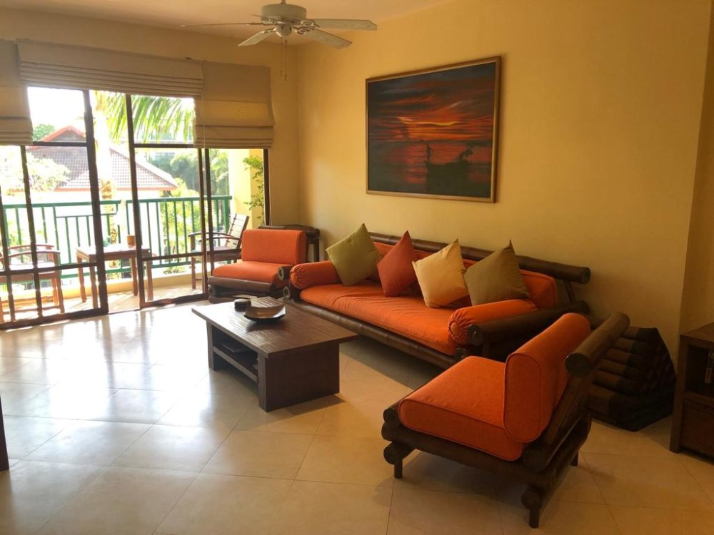 Fantastic Bangtao Beach Apartment for Sale (PHUKET) – THB4,600,000