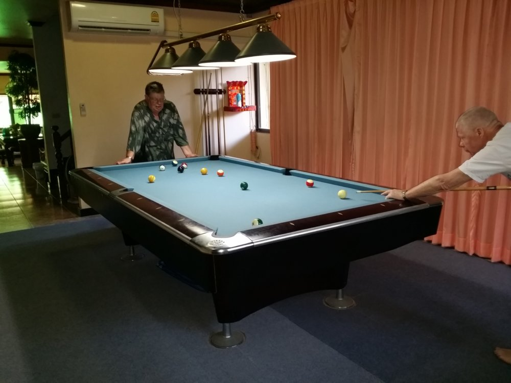 BILLIARDS TABLE AT BELOW COST