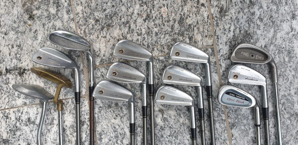 WANTED :  Golf set , Ping , Tailor made , Titleist , callaway , Honma or……