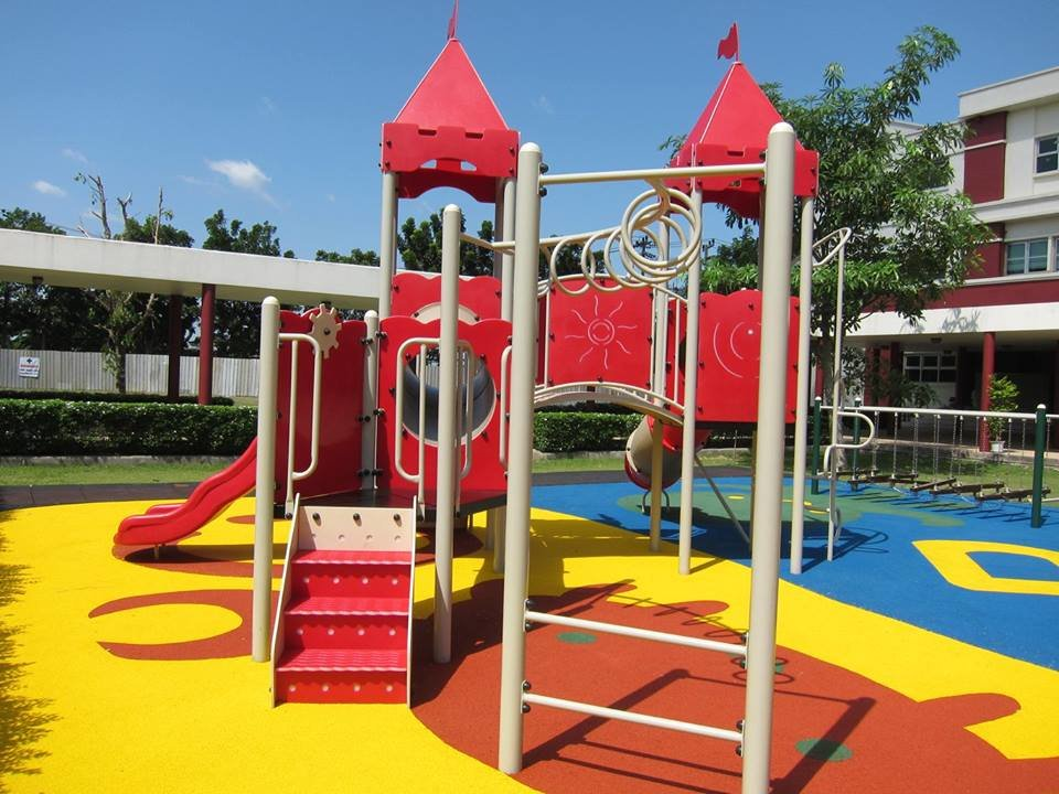 Playground Equipment Supplier in Thailand