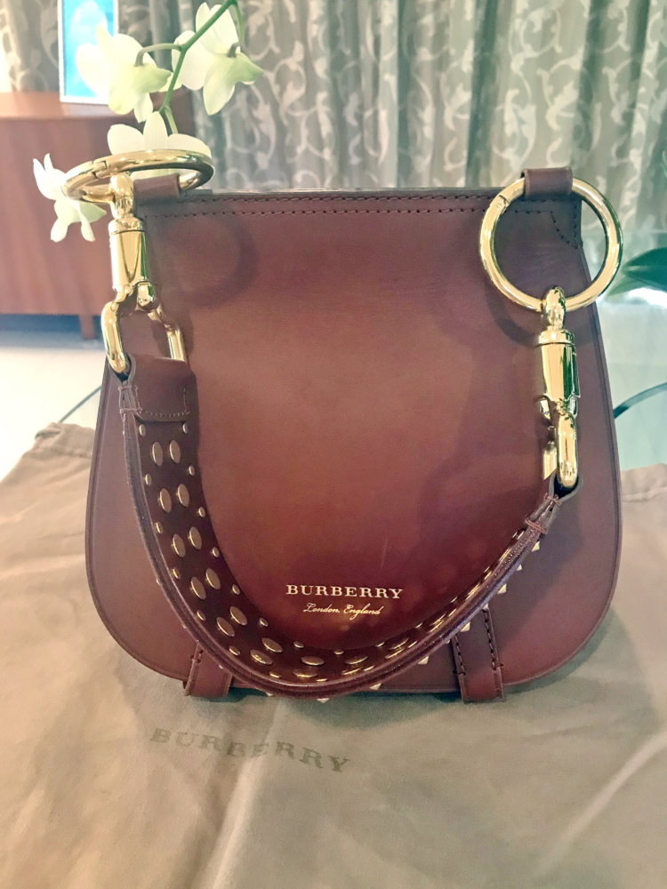 Luxury Bag ,Burberry Bridle Bag New genuine 65000