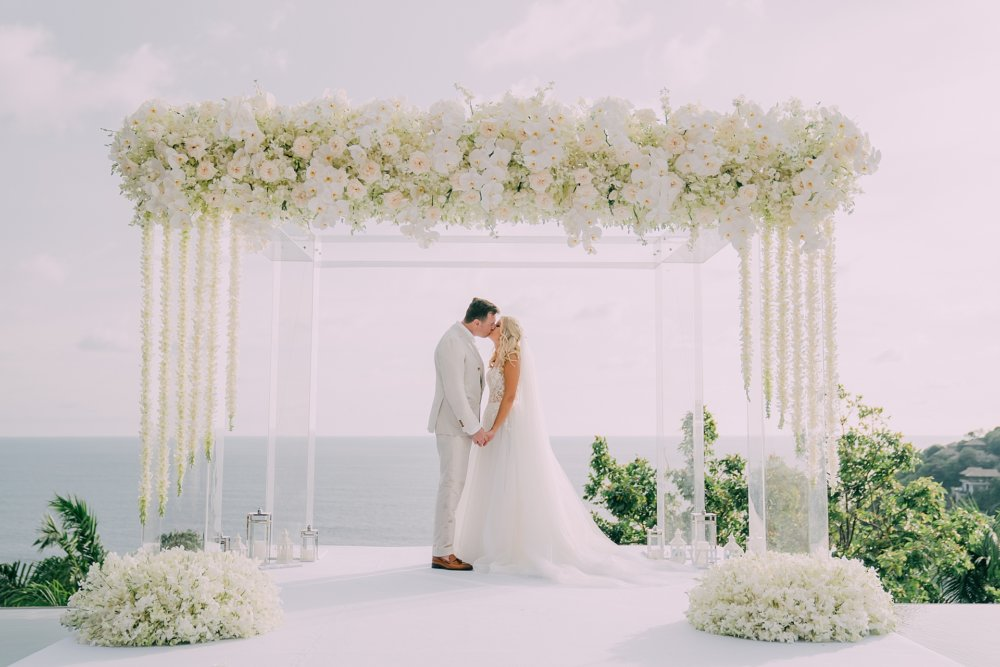 Unique Phuket Wedding Planners Beach Wedding