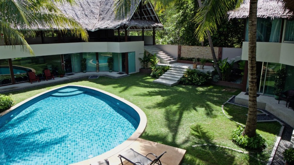 Luxury 4 br villa for sale Koh Phangan